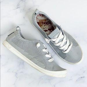 Roxy Bayshore Knit Sneaker Shoe 🌿